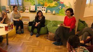 Read more about the article Cum a fost la Atelierul Montessori & De vorbă cu pediatrul?