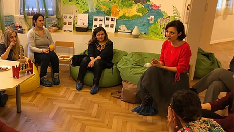 You are currently viewing Cum a fost la Atelierul Montessori & De vorbă cu pediatrul?