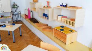 Read more about the article Prima zi la Grădinița Montessori Hand in Hand
