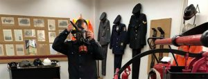 Vizita la Muzeul Pompierilor