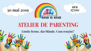 Read more about the article Atelier de parenting: Limite ferme, dar blânde – cum reușim?