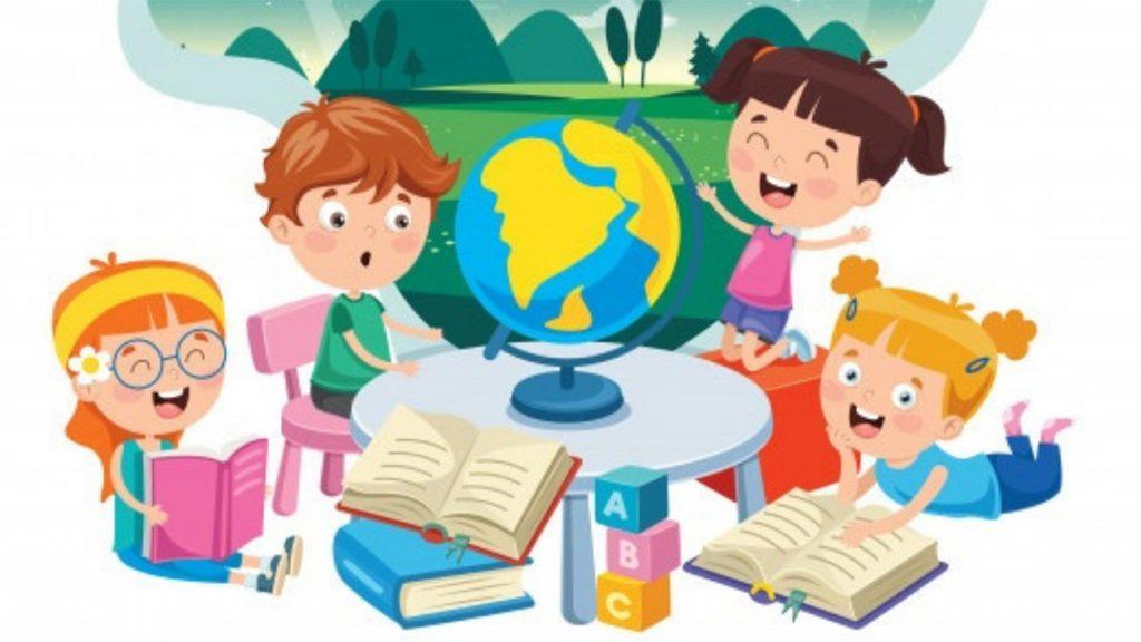 """Read more about the article """"Călătorie în jurul lumii"""" – cel mai interactiv și distractiv Summer Camp!"""